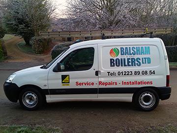 Balsham Boilers Cambridgeshire